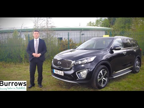 Best Suv For The Money >> All New 2015 Kia Sorento The Best Value For Money Suv Youtube