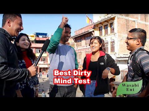 कुन पाद धेरै गन्हाउछ ?? SILLY MIND TEST WITH PUBLIC IN KATHMANDU NEPAL 2017