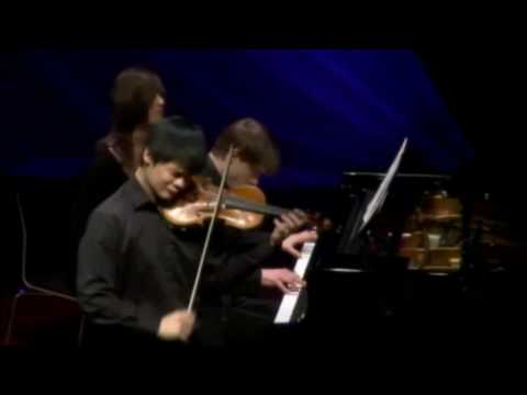 Szymanowski Nocturne and Tarantella, Angelo Xiang Yu (1st Prize) at Menuhin Competition - Part 2