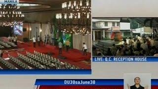 GMA: Panunumpa ni Duterte bilang ika-16 na pangulo ng Pilipinas, inaabangan