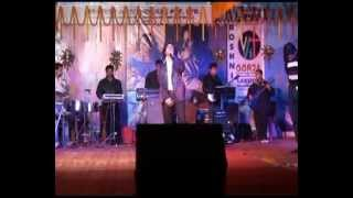 Woh Kisna hai by Amit Sasna Live In Concert @VVIT,Purnea, Bihar On 25 Dec  2K12