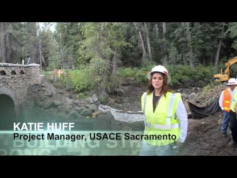 "U.S. Army Corps of Engineers works to ""Keep Tahoe Blue"""