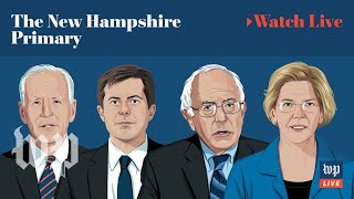 The 2020 New Hampshire Primary: Live updates and results (FULL LIVE STREAM)