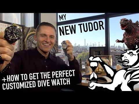 Why I Bought Another Tudor & How To Get The Perfect Customized Dive Watch + A Rare 1950s Seiko
