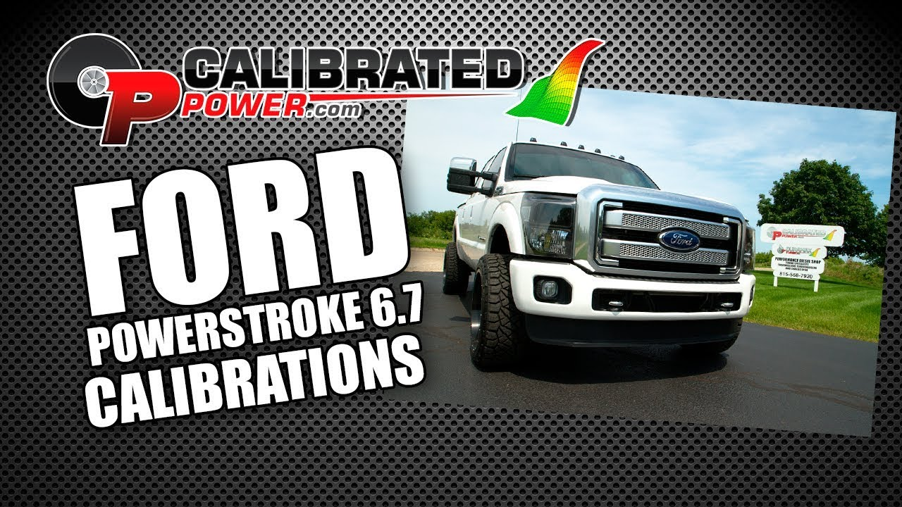 Why your 2011-2016 Ford 6 7L Powerstroke feels slow!