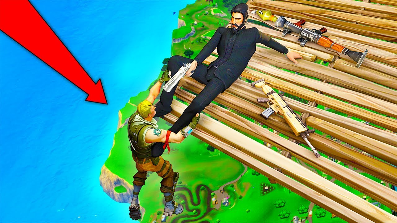 FORTNITE FAILS & Epic Wins! #11 (Fortnite Battle Royale Funny Moments)