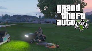 GTA 5: Unique Vehicles - Lawn Mower &