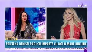 """Iarina Lepa, prietena a Denisei Răducu: """"Ea zicea mereu că vrea să aibă o familie"""""""