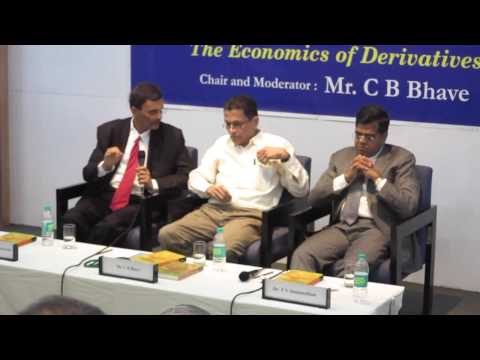 Book Launch: The Economics of Derivatives