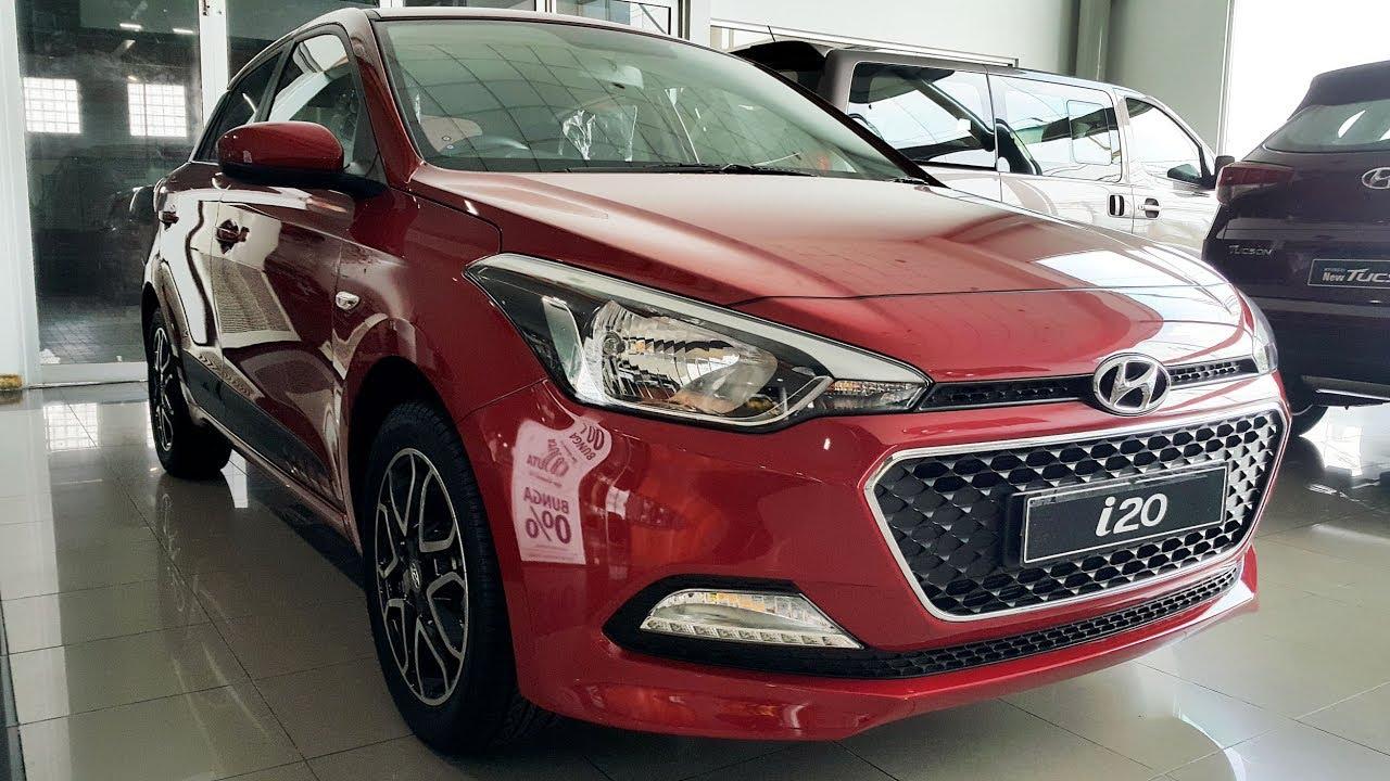 Hyundai I20 Sport GL 2017 1.4