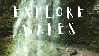 Exploring Wales, The Brecon Beacons