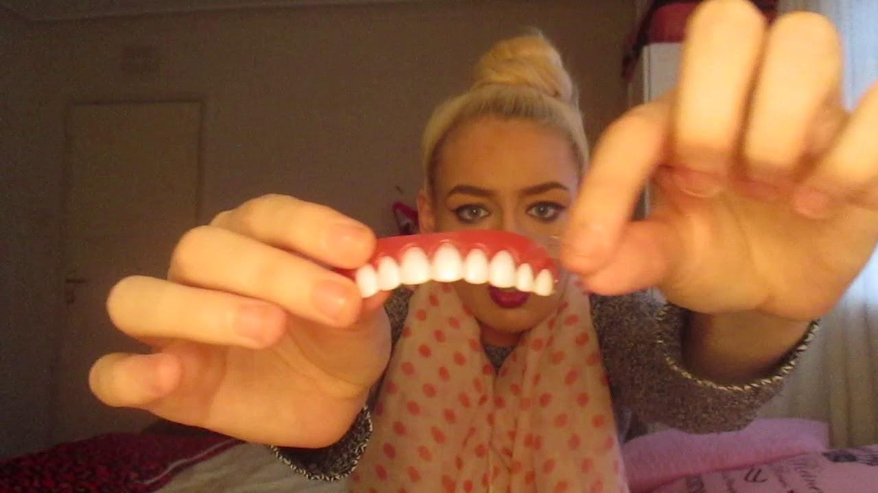 виниры на зубы за 1290