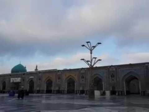 Mash'had Muqadas (IRAN) cool and Amazing weather. 27.2.2017
