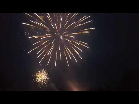 backyard firework show 2016 youtube