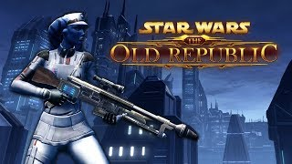 Top 10 Imperial Agęnt Armors in SWTOR!