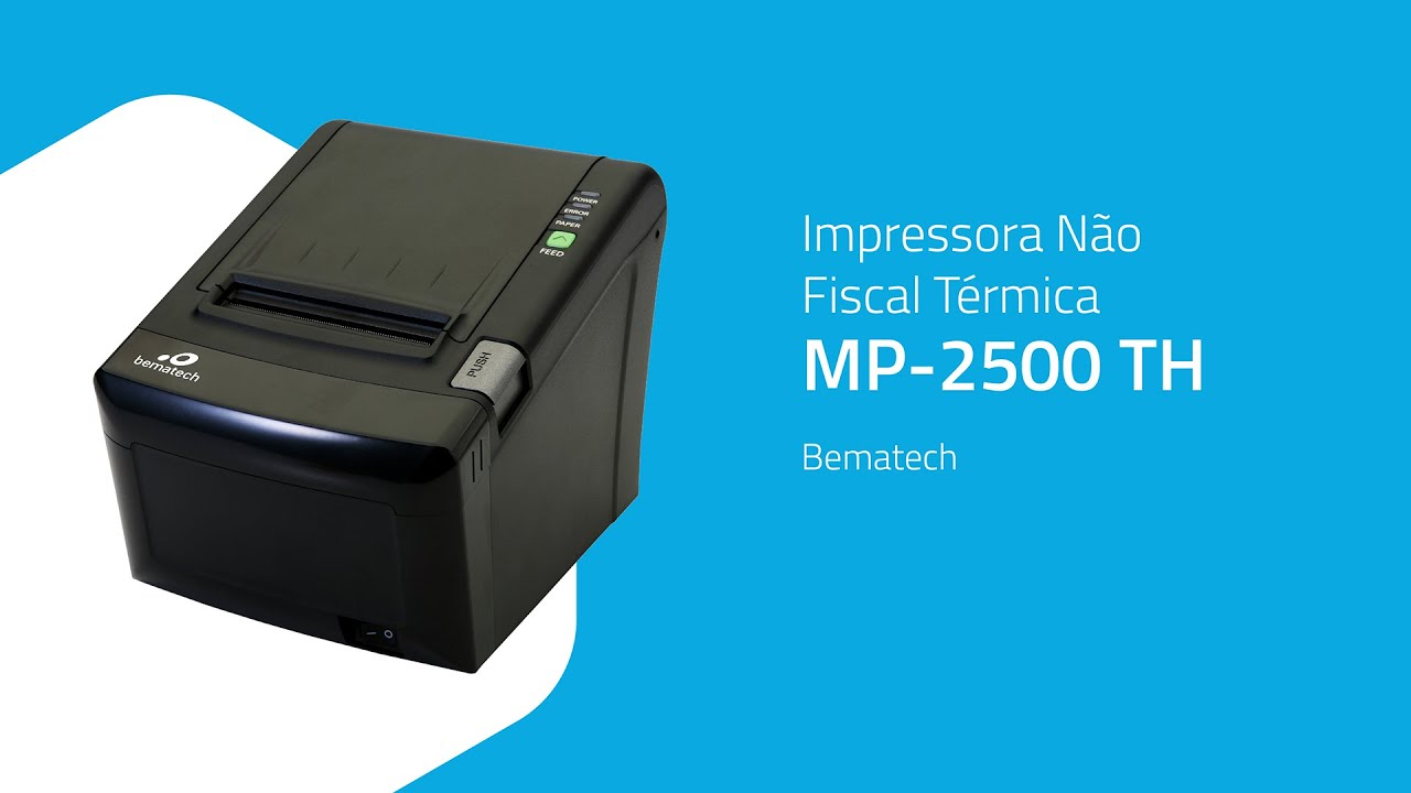 BEMATECH 2500 TH DRIVERS DOWNLOAD