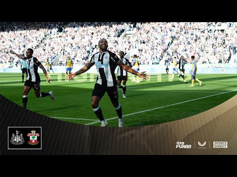 Newcastle United 2 Southampton 2 |  Highlights of the Premier League