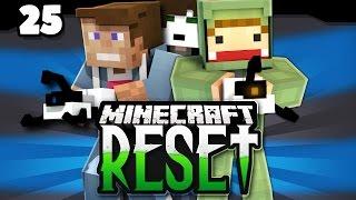 EIN NEUER GAST MIT MASKE?! - Minecraft RESET II #25 | DNER & UNGE!