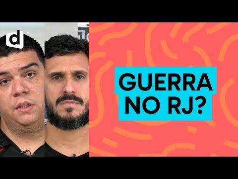 EDITORIAL DO JORNAL EXTRA: O RIO ESTÁ EM GUERRA? | DOSE DE ATUALIDADES