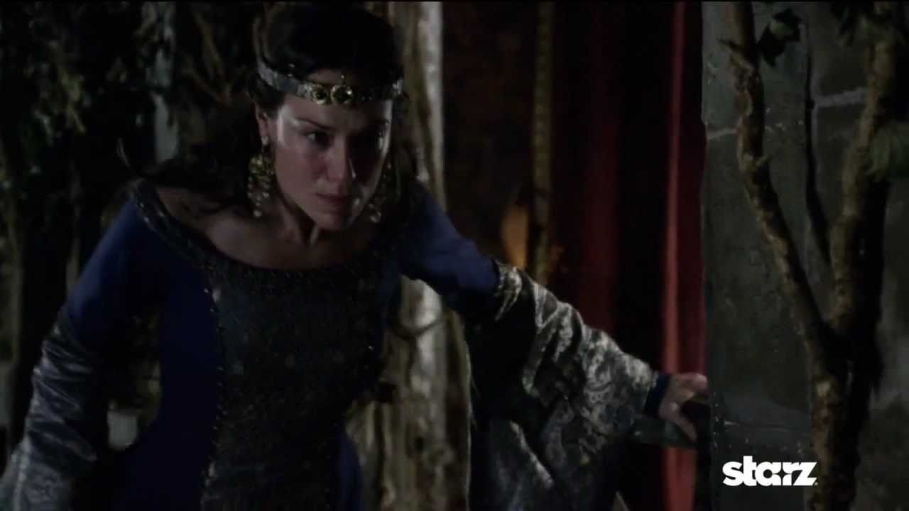 Download Camelot (Starz) Preview 1x08 episode ,,Igraine´´
