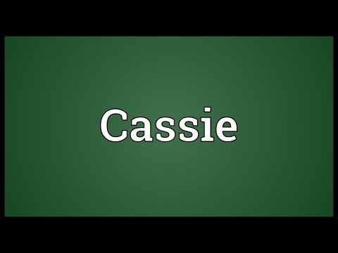 Cassie Meaning