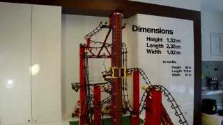 The Paul Position - LEGO-rollercoaster