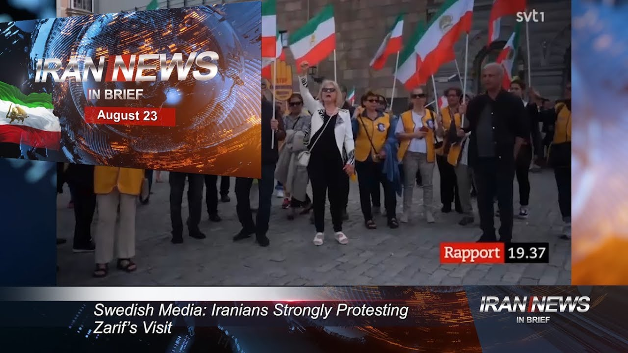 Iran news in brief, August 23, 2019