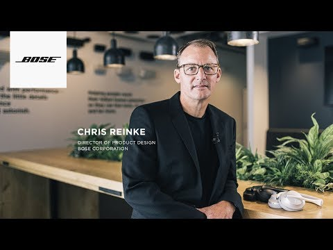Bose Noise Cancelling Headphones 700   Design and innovation as one