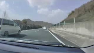 山陽自動車道 下り 加古川北IC→山陽姫路東IC 2010/03/21撮影