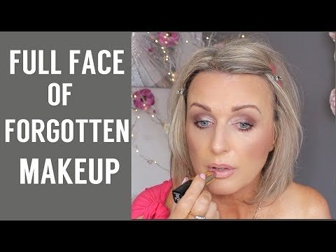 Full Face of Forgotten Makeup (Old Favorites)
