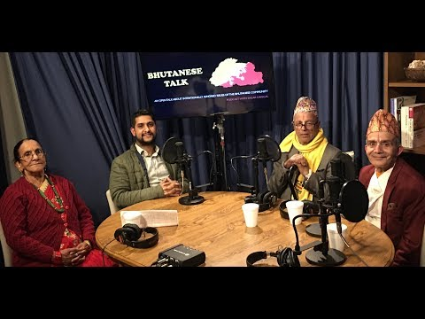 Bhutanese Talk Episode 3 - I Got Married When I Was 12 In Bhutan - Goma Baral