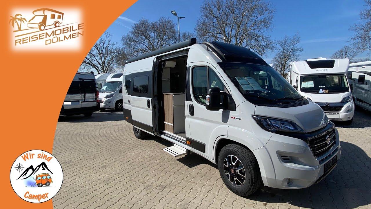Mooveo VAN 63 EB, ein Kastenwagen mit super Ausstattung   MJ 2021   Reisemobile Dülmen