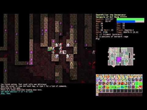 DCSS - Gargoyle DeathPillar 07