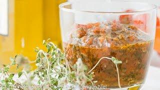 Tomato Provencal Sauce - A great spaghetti sauce recipe.