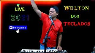 @WELTON DOS TECLADOS OFICIAL LIVE 3 SÓ AO VIVO PRA VOCÊ
