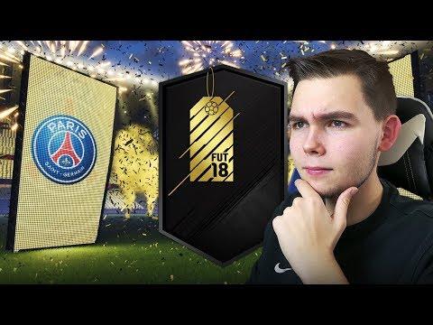 Czarny Piątek - PACZKOWE SZALEŃSTWO! | FIFA 18