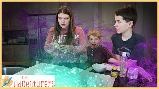 Magic Spell Book Episode 6 - Sister Swap And Leprechauns / That YouTub3 Family I Family Channel
