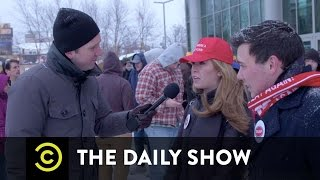 Trump Supporters Speak Out: The Daily Show