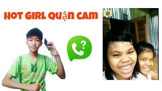 Gọi Điện Thoại Troll Hot Girl Quận Cam | Lấm Vlogs