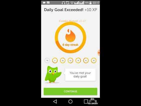 Duolingo study  Irish