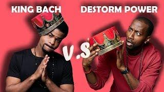 King Bach vs DeStorm Power | The Battle Of Best Viners - Vine Age✔