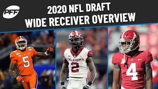 2020 NFL Draft - Wide Receiver Overview | PFF
