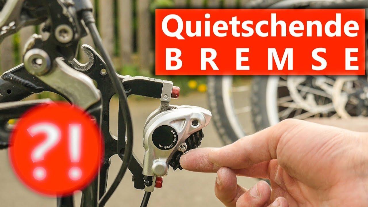 Fahrrad Scheibenbremse Reinigen