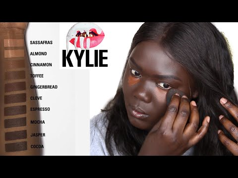 Kylie Cosmetics Skin Concealer Review    Nyma Tang