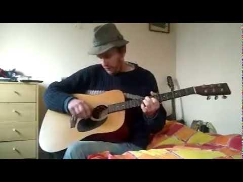 01/52 The Sentinel 2020 Original Song Mrcorbett Live Acoustic