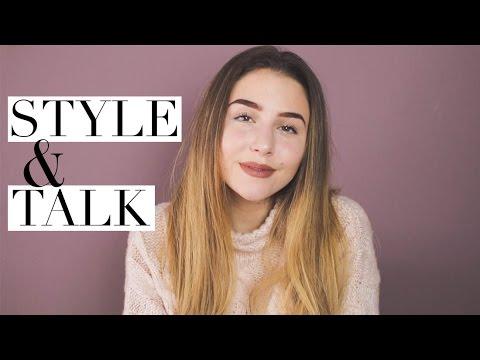 STYLE AND TALK – ESSEN, ZUKUNFT, SPORT...