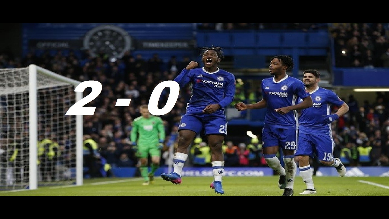 Download Wolverhampton vs Chelsea 0-2 - All Goals & Extended Highlights  18/02/2017
