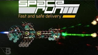 First Contact: Look - Space Run - Ship Delivery and Tower Defense