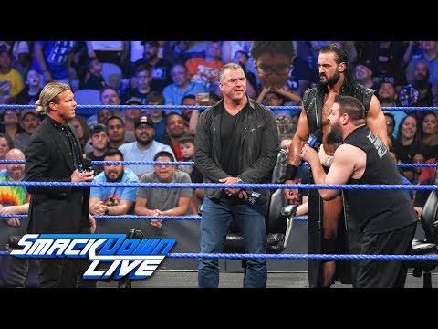 "Dolph Ziggler crashes ""The Kevin Owens Show"": SmackDown LIVE, July 2, 2019"