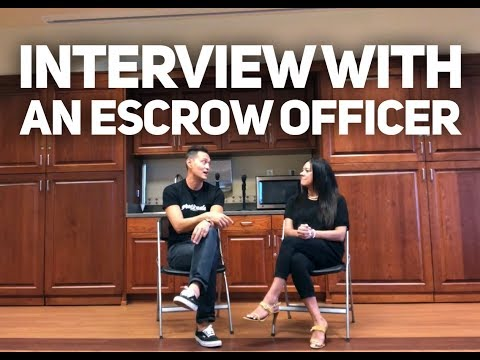Interview with an escrow officer-Breaking down 2 Notary signing agents myths!